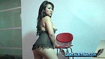 SantaLee, porn star of Santalatina