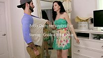Goddess Bobbi Owns Her Stepbrother