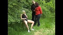 Outdoor Lesbian Domination
