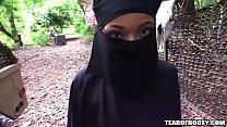 arab girl must wear hijab while getting fucked pornhub video