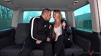 Hardcore Sex Adventure on the Van Backseat pornhub video