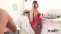Axxxteca Brazilian Milf Mia Linz is fucked hard in the ass by her husband`s nephew - 9Club.Top