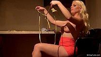 Britney Amber seduces a big cock thumbnail