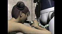 3D Animation: Robot Captive thumbnail