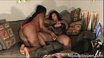 My Girl Lay Back : Nilou Achtland and Eve pornhub video