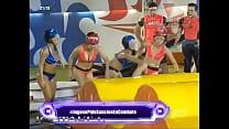 """MEGA DESCUIDO DE Stephany """"TETE RONQUILLO.MP4 [방송사고 broadcast accident]"""