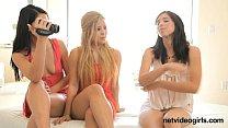 Victoria Casting Couch Ambush - netvideogirls Vorschaubild