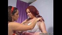 Big Boobs Lesbians Fun In The Bedroom