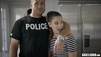 Corrupt pervert policeman banged brothers sexy ... Thumbnail