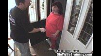 Pregnant Latina Maid Double Fucked pornhub video