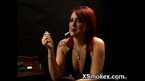 Marvelous Teen Smoking Fucking Hot [흡연 Smoking]