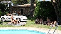 Mallorca special threesome with spanish & UK gu...