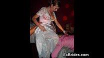 Real Naughty Amateur Brides! thumb