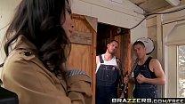 Brazzers - Pornstars Like it Big - Can I Use Your Bone scene starring Asa Akira Mick Blue and Scott Image