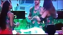 BBB 12 - flagra na cama Yuri e Laisa transando na festa guarana, debaixo do edredom tumblr xxx video