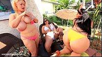 Samantha 38g and lexxxi lockhart plunge pussy pornhub video