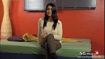 Jennifer 19 beim Porno Casting Interview in Zürich - SPM Jennifer19IV01 Vorschaubild