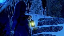 Futanarnia Tower Of Outcasts Futanari Queen Fuck Princess Margo With Her Warlord Trailer