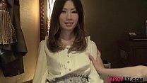 Japanese MILF beauty Misaki Fujiyama sex time Thumbnail