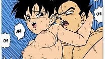 Dragon Ball H – Gohan x Videl's Thumb