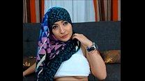 10971 Muslim Girl Very Sexy Very Horny Teasing Stripping Dancing Sex Hijab Arabian Jilbab preview
