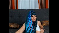 6690 Muslim Girl Very Sexy Very Horny Teasing Stripping Dancing Sex Hijab Arabian Jilbab preview