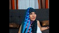 11783 Muslim Girl Very Sexy Very Horny Teasing Stripping Dancing Sex Hijab Arabian Jilbab preview