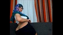 8702 Muslim Girl Very Sexy Very Horny Teasing Stripping Dancing Sex Hijab Arabian Jilbab preview
