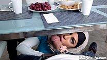 Big Tits Arab Pornstars Mia Khalifa and Julianna Vega Fuck Big Dick White Devil Vorschaubild