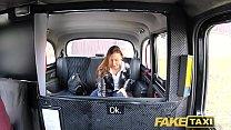 Fake Taxi Voyeur catches sexy couple fucking thumbnail