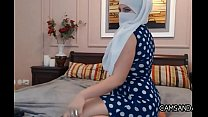 Wild Arab Prostitute With Her Hijab