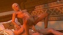 FapZone // Ciri (The Witcher 3) Vorschaubild