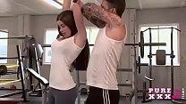 Tube relaciones sexuales con mi instructor del gimnasio