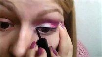 Acirc Trade Iexcl Valentine 039 S Day Makeup Tutorial Acirc Trade Iexcl How To Do Your Makeup Acirc Trade Iexcl Hot Pink Eye 1
