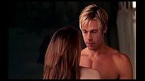 scenes love pitt Brad