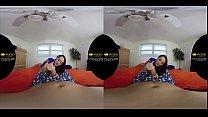 Freya Von Doom is your hot little 18yo cheerleader 3000girls.com Ultra 4K VR [VR Porn]