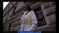 PublicAgent Agata Stunning Foxy Blue Eyed Brunette thumbnail