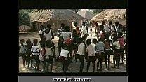 Cynthia van Damme - interracial sex scene