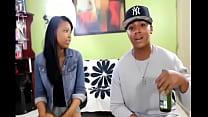 Teen Lost Bet, Gets two Black Dicks Thumbnail