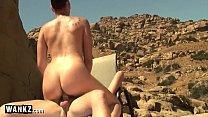 [سکس در کون] • busty babe gianna michaels gets fucked outside! thumbnail