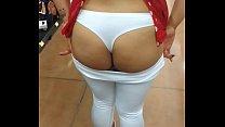 Mi mujer de compras en Walmart