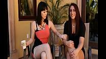 lesbian milfs vs young girls thumbnail