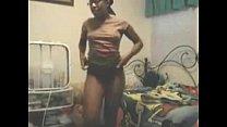 ebony bedroom bashment dancer
