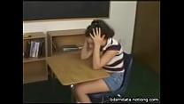 Schoolgirl gets fucked by her teacher thumbnail