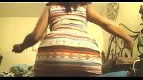 Image: Up Skirt Pukunya Tight Show Off