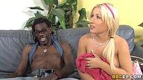 Father Watches Sammie Spades Fucks Big Black Dick Thumbnail