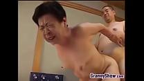 Порнофото японских бабуль