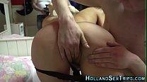 Dutch hooker eaten out video