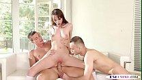 Bisexual jocks spitroasting babe before anal />                             <span class=