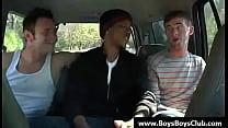 Big muscled black gay boys humiliate white twinks hardcore 10